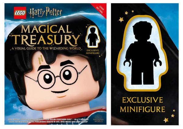 À paraître en 2020 : Un nouveau Visual Guide LEGO Harry Potter avec une minifig exclusive