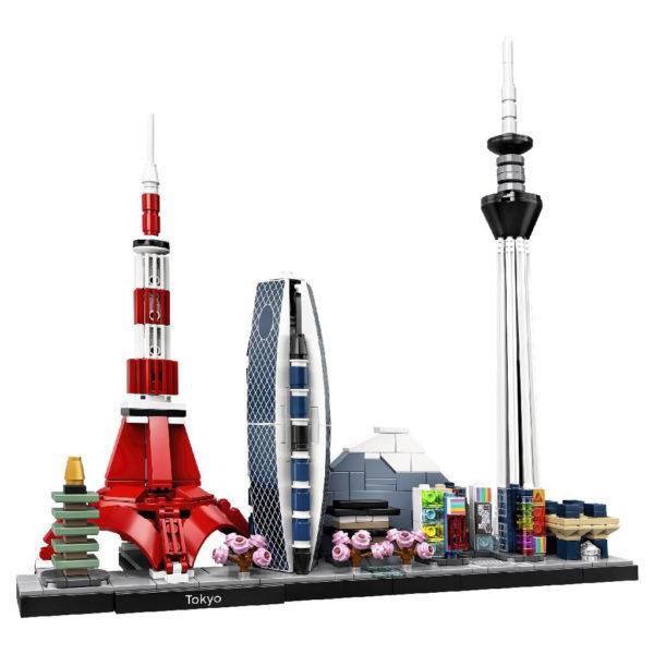 21051 Tokyo Skyline