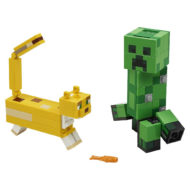 21156 Creeper with Ocelot