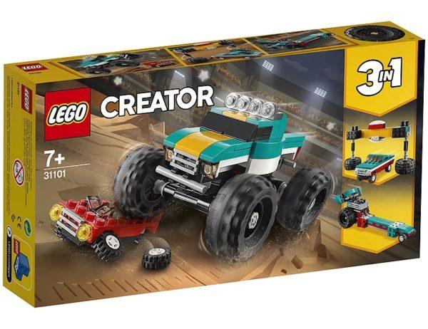 31101 Monster Truck