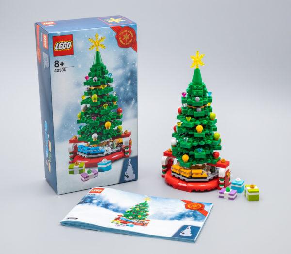 40338 Christmas Tree : Coup d'œil sur le cadeau du Black Friday chez LEGO