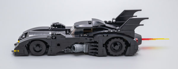 40433 1989 Batmobile Limited Edition
