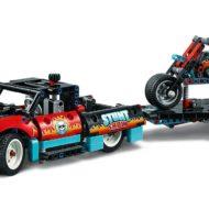 42106 Stunt Show Truck & Bike