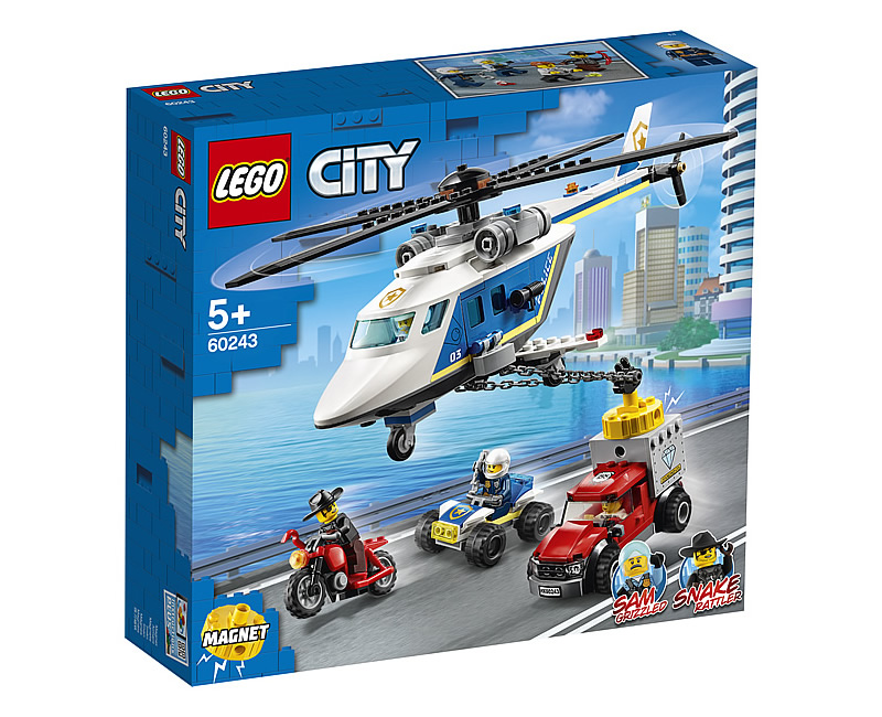 New Lego City 2020 The Official Visuals Of The Police And Firefighters Sets Hoth Bricks