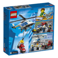 60243 Police Helicopter Chase
