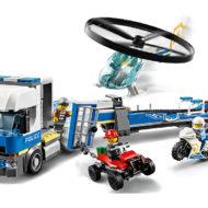 60244 Police Helicopter Transport