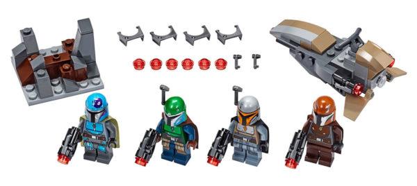 75267 Mandalorian Battle Pack