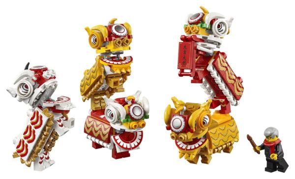 80104 Lion Dance