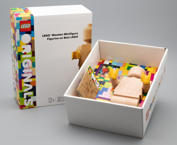 Très vite testé : LEGO Originals 853967 Wooden Minifigure