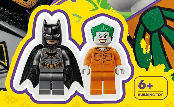 LEGO Batman vs The Joker