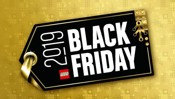 LEGO Black Friday (Brick Friday) 2019 : le détail des offres prévues