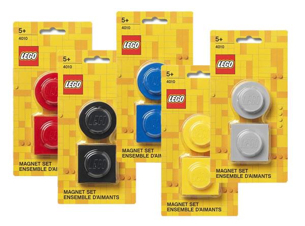 Chez Amazon : Les nouveaux magnets LEGO sont disponibles