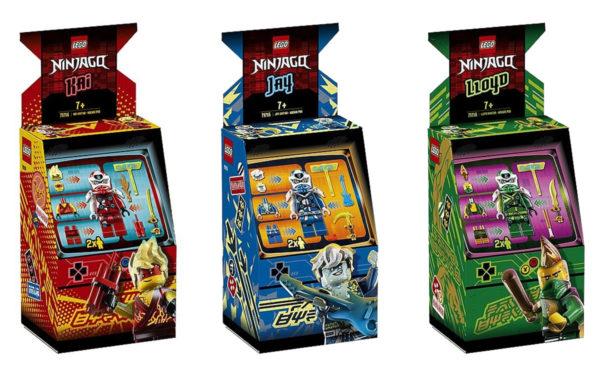 LEGO Ninjago 2020 Avatar - Arcade Pods