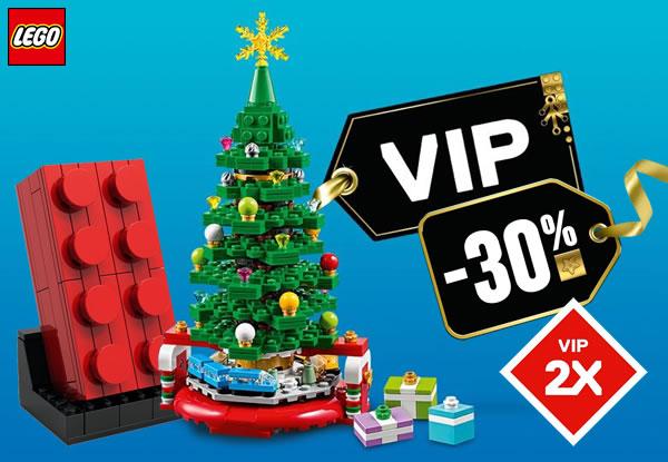 Week-end VIP pré-Black Friday chez LEGO : C'est parti !