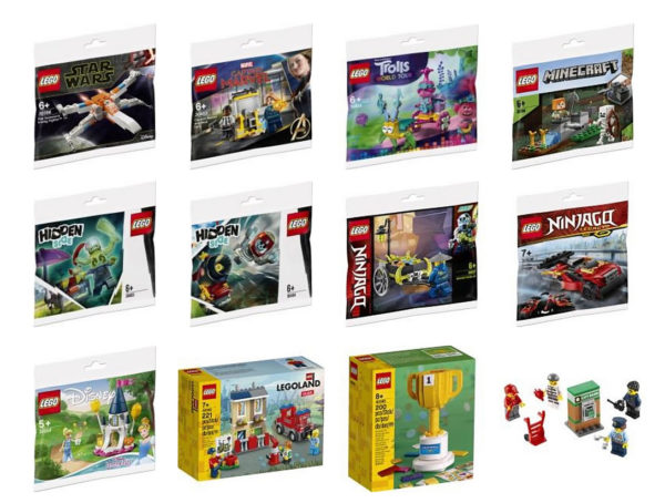 new lego polybags 2019 1 1