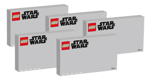 Nouveautés LEGO Star Wars du premier semestre 2021 : première liste des sets prévus