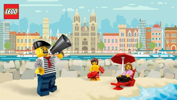 Ouverture du nouveau LEGO Store de Marseille : la liste des offres prévues