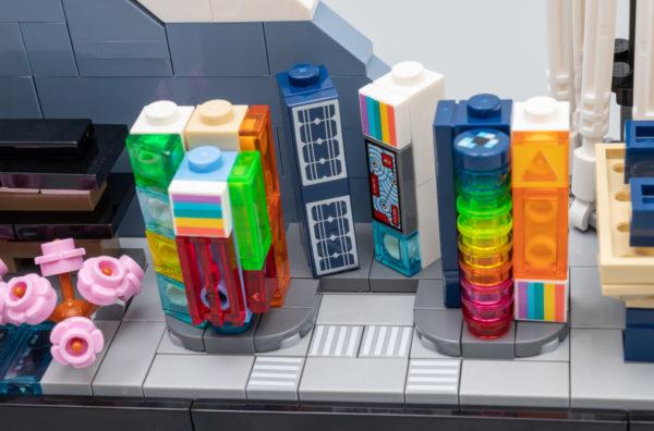 Très vite testé : LEGO Architecture 20151 Tokyo Skyline