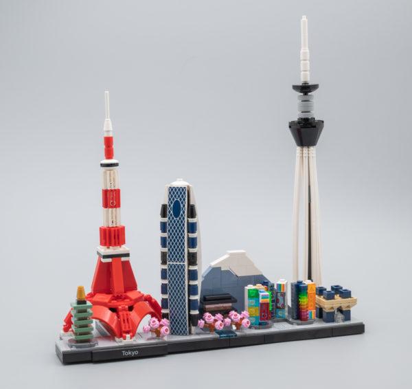 LEGO Architecture 20151 Tokyo Skyline