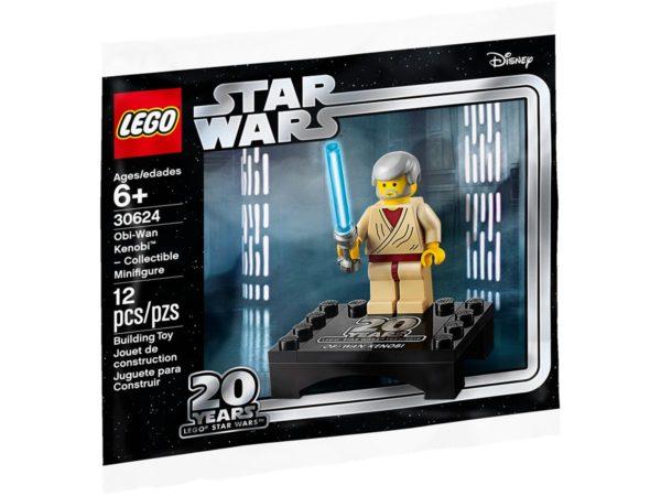 LEGO 40337 Mini Gingerbread House et 30624 Obi-Wan Kenobi : promos confirmées pour la France