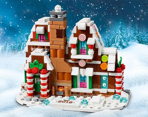 40337 Mini Gingerbread House