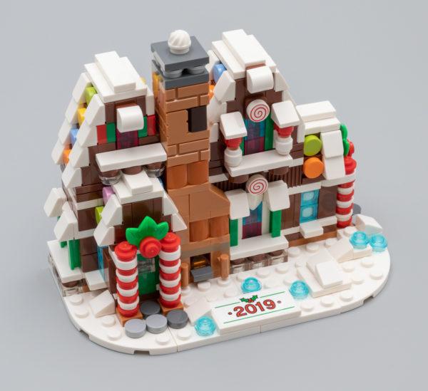 LEGO Creator 40337 Mini Gingerbread House : Gros plan sur le prochain set offert par LEGO