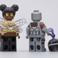 71026 lego dccomics minifigures bumblebee cyborg 2
