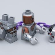 71026 lego dccomics minifigures bumblebee cyborg 3 1