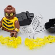 71026 lego dccomics minifigures bumblebee cyborg 4