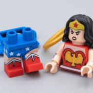 71026 lego dccomics minifigures wonder woman cheetah 4