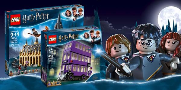 ▷ Calendrier de l'Avent #9 : Un lot de sets LEGO Harry Potter à
