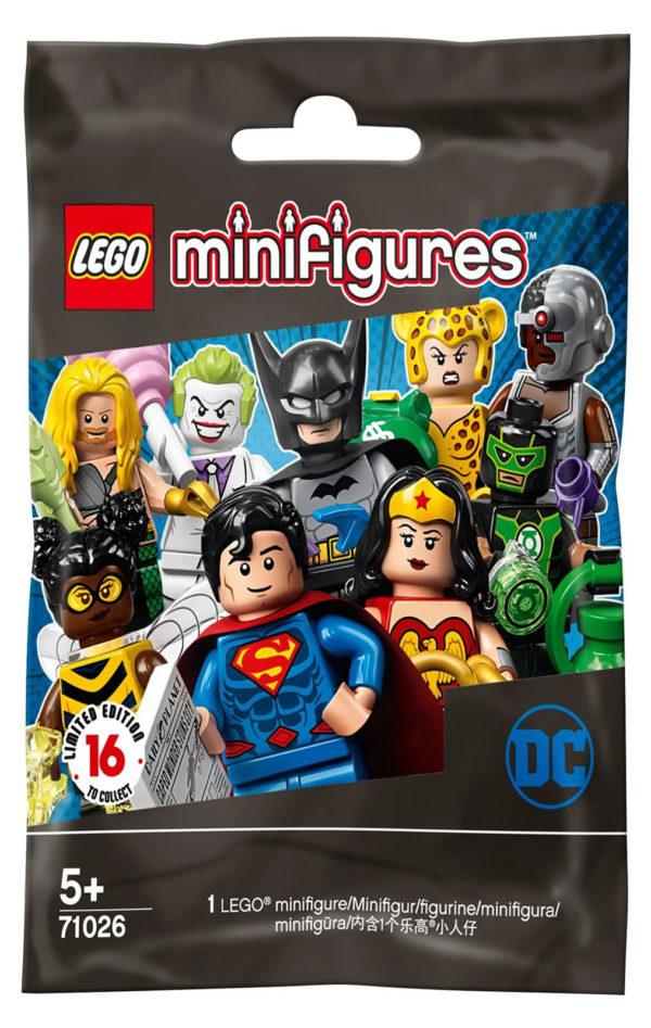 71026 LEGO DC Comics Collectible Minifigures Series