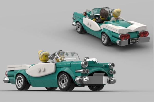 Le prochain set LEGO Ideas offert par LEGO : Une Aedelsten Deluxe