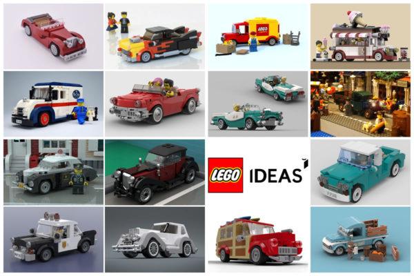 Le prochain set LEGO Ideas offert par LEGO ? C'est vous qui décidez !