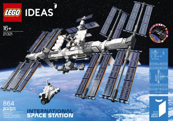 LEGO Ideas 21321 International Space Station : Tout ce qu'il faut savoir