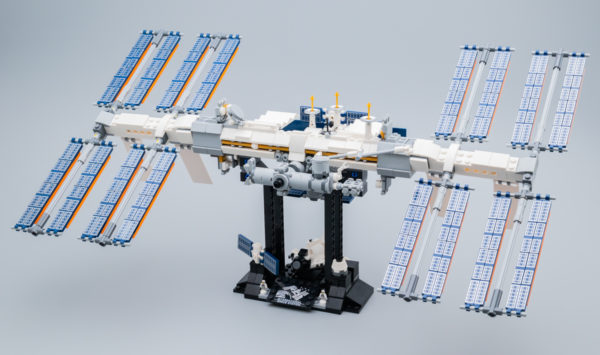 Vite testé : LEGO Ideas 21321 International Space Station