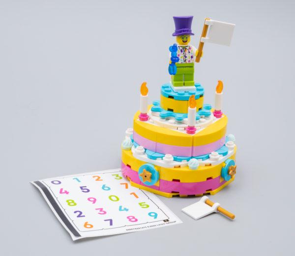 40382 LEGO Birthday Set