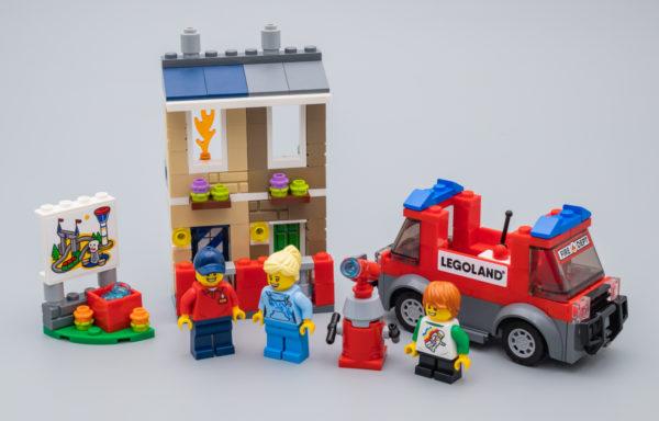 40393 LEGOLAND Fire Academy