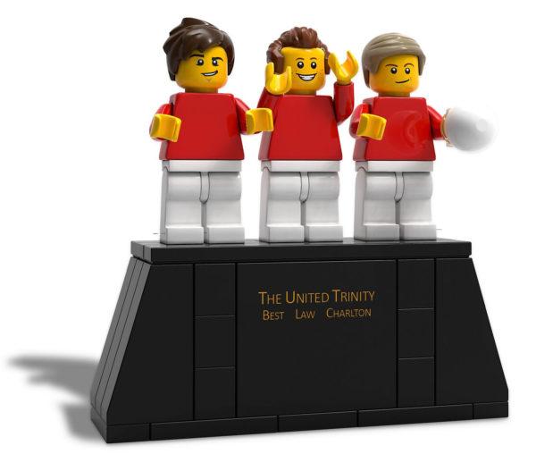 LEGO 5006171 United Trinity Statue : Offre confirmée pour la France