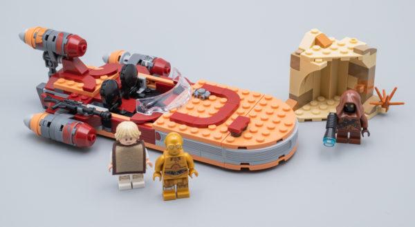 75271 Luke Skywalker's Landspeeder
