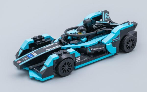 76898 Formula E Panasonic Jaguar Racing GEN2 & Jaguar I-PACE eTROPHY