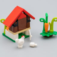 853990 Easter Bunny House