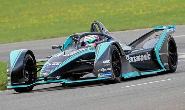 Formula E Panasonic Jaguar Racing GEN2