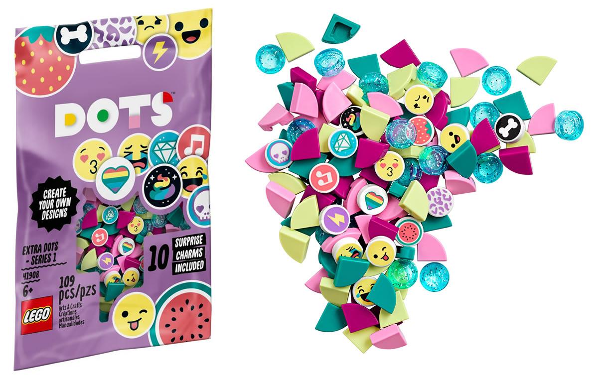 LEGO City 1 pilier 1 x 2 x 5 in Violet//Lilas Couleur