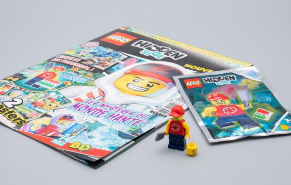 lego hidden side magazine janvier 2020