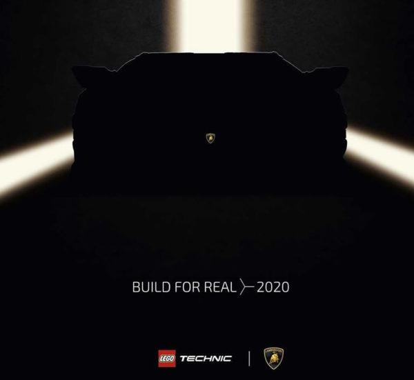 42115 Lamborghini Supercar