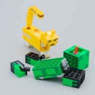 21156 BigFig Creeper and Ocelot