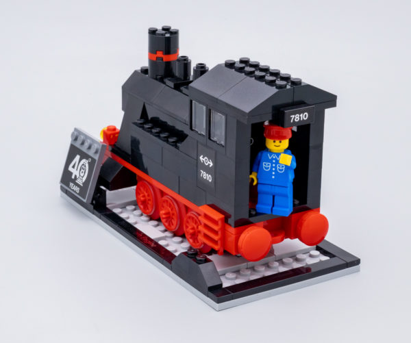 40370 40th Anniversary Steam Engine