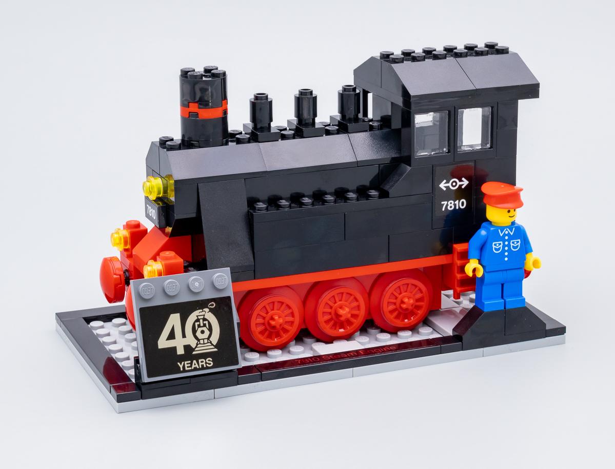 LEGO Power Functions Train Moteur 88011 avec décoratif côtés aimant Roues