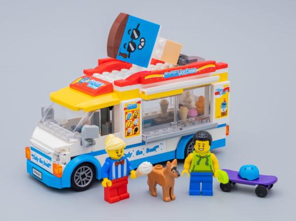 Très vite testé : LEGO CITY 60253 Ice Cream Truck